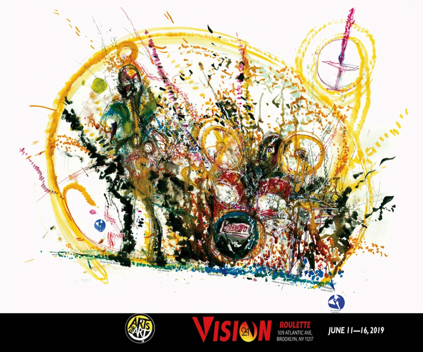 VISION-23 --- Poster 20 x 24""